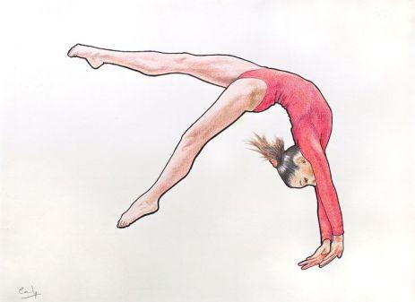 18fc92d08b80a39bf4d69c19a7846d58--gymnastics-drawings-art-gymnastics-stuff